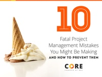 Fatal Project Management Mistakes You Might Be Making