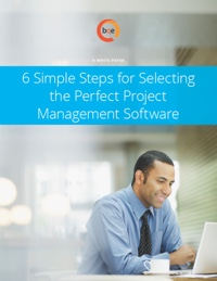 6 Simple Steps For Selecting The Perfect Project Management Software